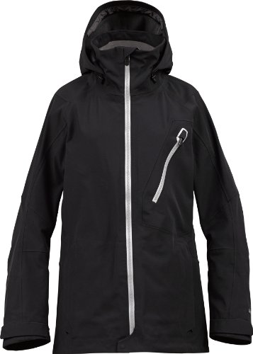 Burton Damen Jacke AK Haven 3L Jacket, true black, L, 10007100002
