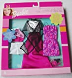 Barbie 3 Fashion Pack Different Looks for Day And Night By Mattel in 2001 - the box is not in mint condition