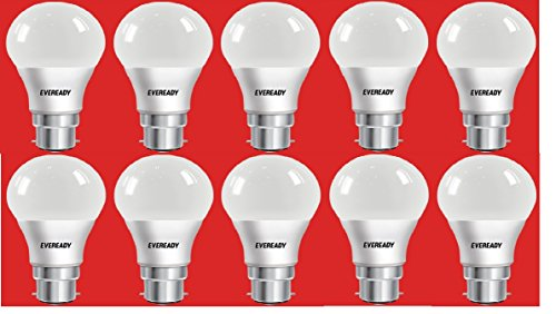Eveready-9W-Cool-Day-Light-LED-Bulb-(Pack-of-10)