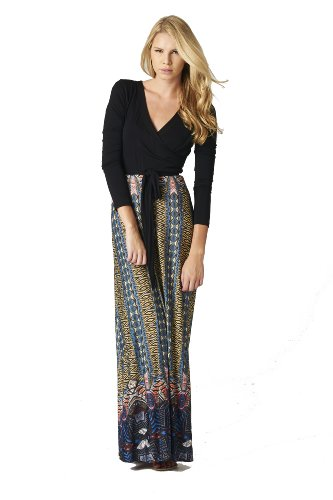 3 4 maxi dress images