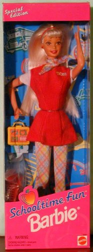 Barbie Schooltime Fun Doll Set