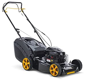 "McCulloch M46-500CD 18"" Petrol 4-Wheel Self-Propelled Rotary Lawnmower"