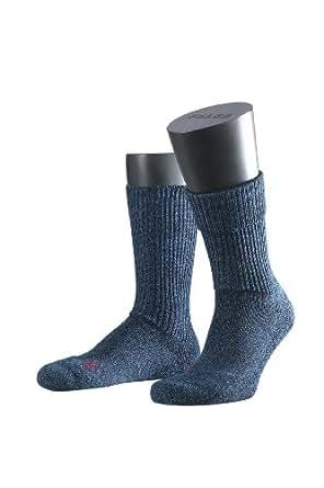 FALKE Unisex-Socken 16480 Walkie Trekking SO Blau (jeans 6670) 37/38