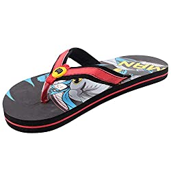 Batman Kids Boys Flip flops - Black / 12 UK (Junior)