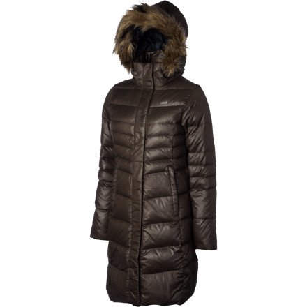 Lol Katie Down Parka - Women's Cocoa, XS