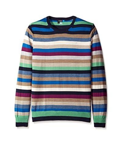 J. Lindeberg Golf Men's Malte True Merino Sweater