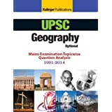 UPSC Geography Mains Examination Topicwise Question Analysis 20+years 9789351720812 available at Amazon for Rs.116.41