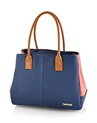 Daphne Women's Handbag (Blue)