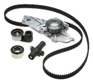 Gates TCKWP329 Engine Timing Belt Kit with Water Pump (Acura Mdx Timing Belt compare prices)