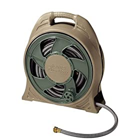 Ames True Temper 2388100 65-Foot Cassette Hose King Reel