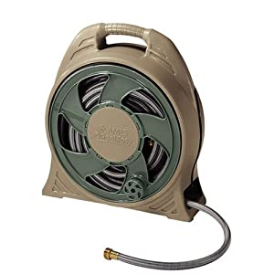 Ames True Temper 2388100 65-Feet Cassette Hose King Reel