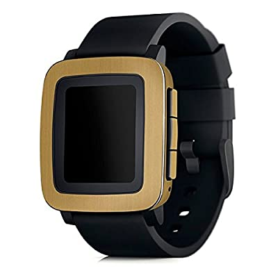 Metal Series Skins/wraps for Pebble Time