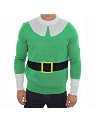 Ugly Christmas Sweater Tipsy Elves