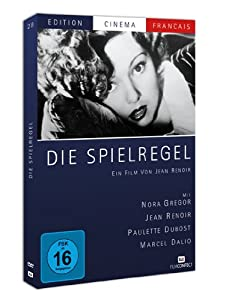 Die Spielregel (la règle du jeu) - Edition Cinema Francais Nr. 28 (Mediabook)