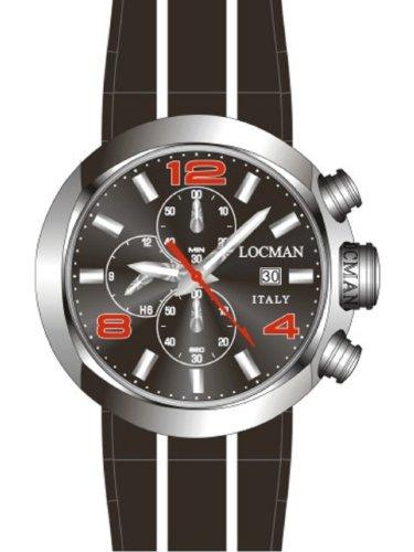 """locman mens watches uk watches store locman men s """"one"""" watch 042000bknrd0sik r k"""
