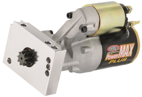 Powermaster 9000 Hitachi Short Starter; Standard; 153/168 Tooth Flywheel; 160 ft./lb. Torque; 3.7-1 Gear Reduction; (Starter Star Shorts compare prices)