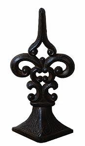 Creative Co-op Bristol Terrace Decorative Cast Iron Door Stop
