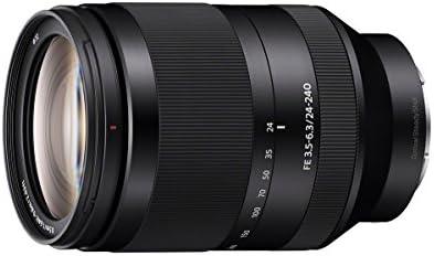 Sony FE 24-240mm f/3.5-6.3 OSS Zoom Lens