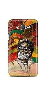 Casenation Thalaivar Samsung Galaxy J7 Glossy Case