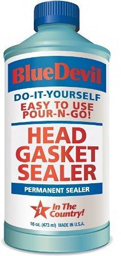 BLUE DEVIL POUR AND GO HEAD GASKET SEALANT
