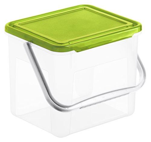 rotho-washing-powder-storage-container-basic-45-l-with-hinged-lid-and-handle-suitable-for-3-kg-of-de