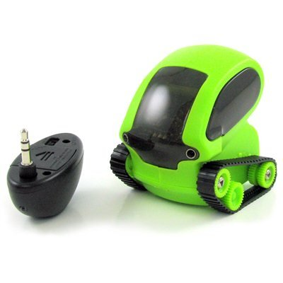 Tankbot Action Figure Toy – Green