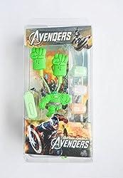 Super Hero Earphones - Hulk