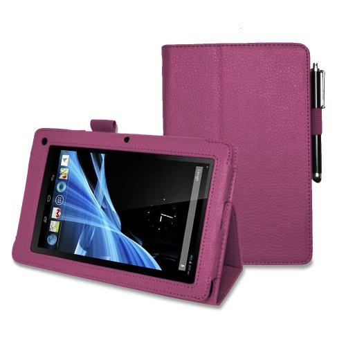 KaysCase FlipStand Cover Case for 7 inch Acer Icon