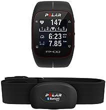 Polar M400 Montre Cardio/GPS Multisport sans Ceinture Cardiaque Noir