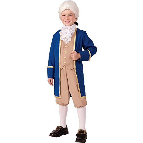 George Washington Deluxe Kids Costume