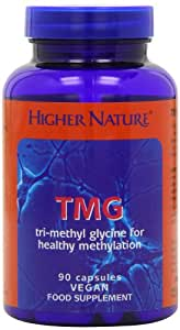 Higher Nature TMG Pack of 90