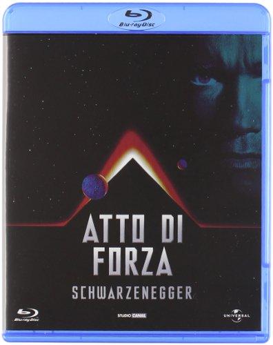 Atto di forza [Blu-ray] [IT Import]