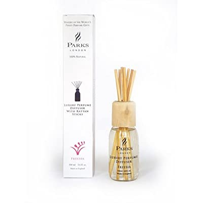Freesia Home Fragrance Luxury Perfume Room Diffuser 100ml - Parks Candles