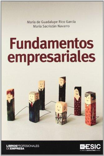 Fundamentos empresariales (Libros profesionales)