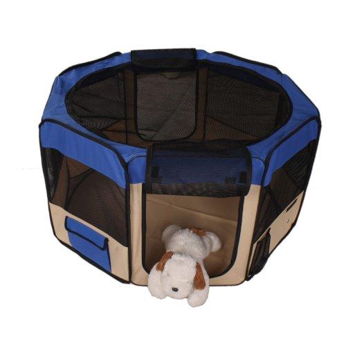 Soft Pet Playpen front-1039383