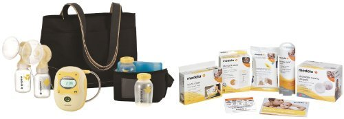 Medela Freestyle Double Electric Breast Pump Solution Set With Accessories Eric Schultheissol