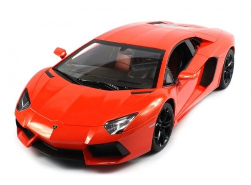 Today Licensed Lamborghini Aventador LP700-4 Electric RC Car 1:10 RTR (Colors May Vary)