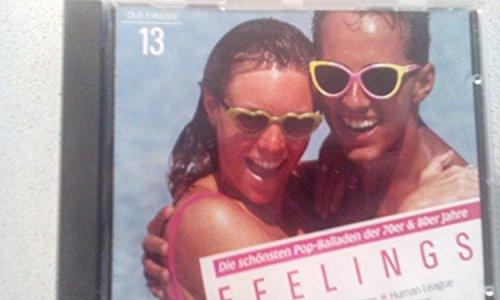 Die schönsten Pop.Balladen der 70er & 80er Jahre Feelings 13 (Club Exclusiv 7...