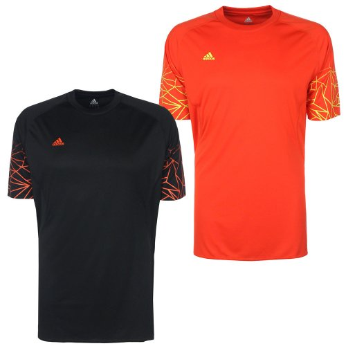 Adidas ClimaLite Mens F50 Short Sleeve Formotion Running Top