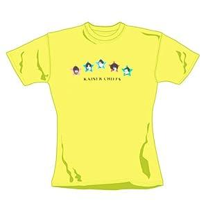 Girl Shirt Kaiser Chiefs Design: Stars