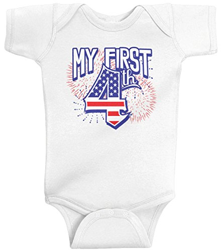 Patriotic Baby Clothes front-344827