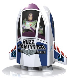 Disney Toy Story 3 - Buzz Lightyear Spaceship Docking Station (Nintendo DS)