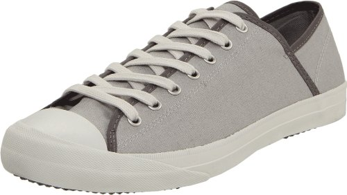 PF Flyers Unisex Sumfun Lo Canvas Sneaker,Grey,7.5 M US