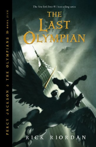 Cover of The Last Olympian (Percy Jackson and the Olympians, Book 5)