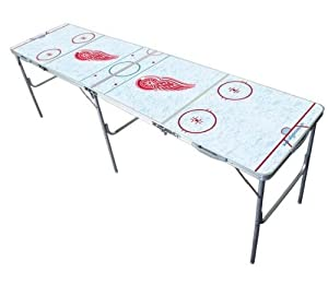 NHL Detroit Red Wings Ultimate Tailgating Table