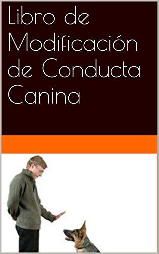Libro de Modificación de Conducta Canina