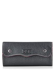 Daphne Womens Wallet (Black) (XW15-0003BK)