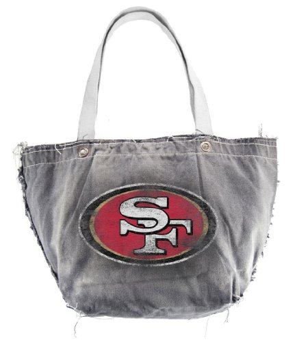 San Francisco 49ers Vintage Tote (Please see item detail in description) at Amazon.com