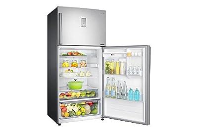 Samsung RT54H667ESL Refrigerator (528 Ltrs, Ez Clean Steel(silver))