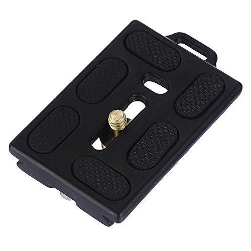 gkgk-quick-release-plate-for-gkgk-g06-tripod-ballhead-with-2-gkgk-1-4-to-3-8-convert-screw-adapter